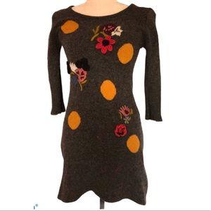 Twin-set Simona barbieri wool dress